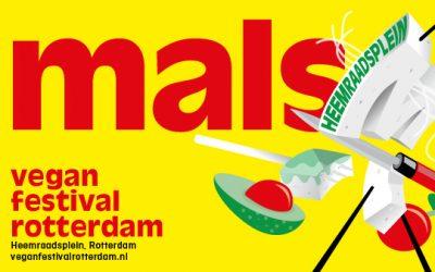 MALS VeganFood & Music Festival: 31 mei t/m 2 juni