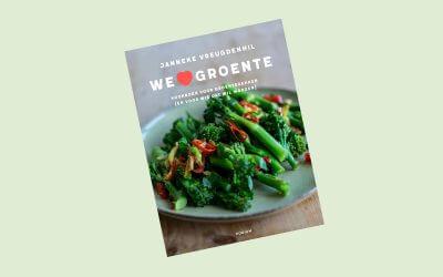 We love groente van Janneke Vreugdenhil