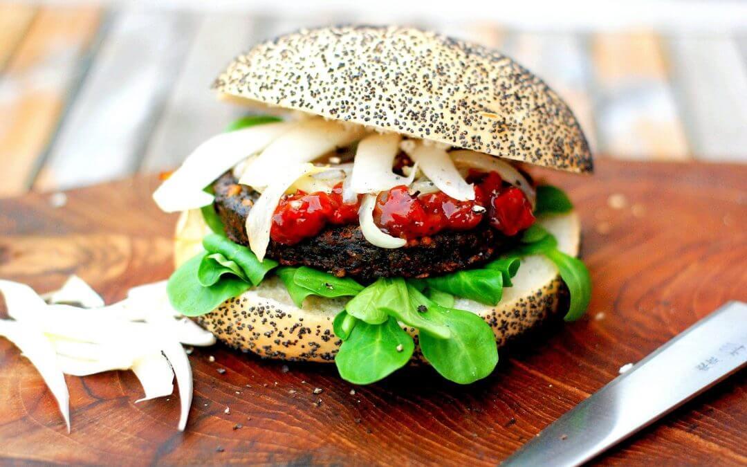 Henry Ywono style burger