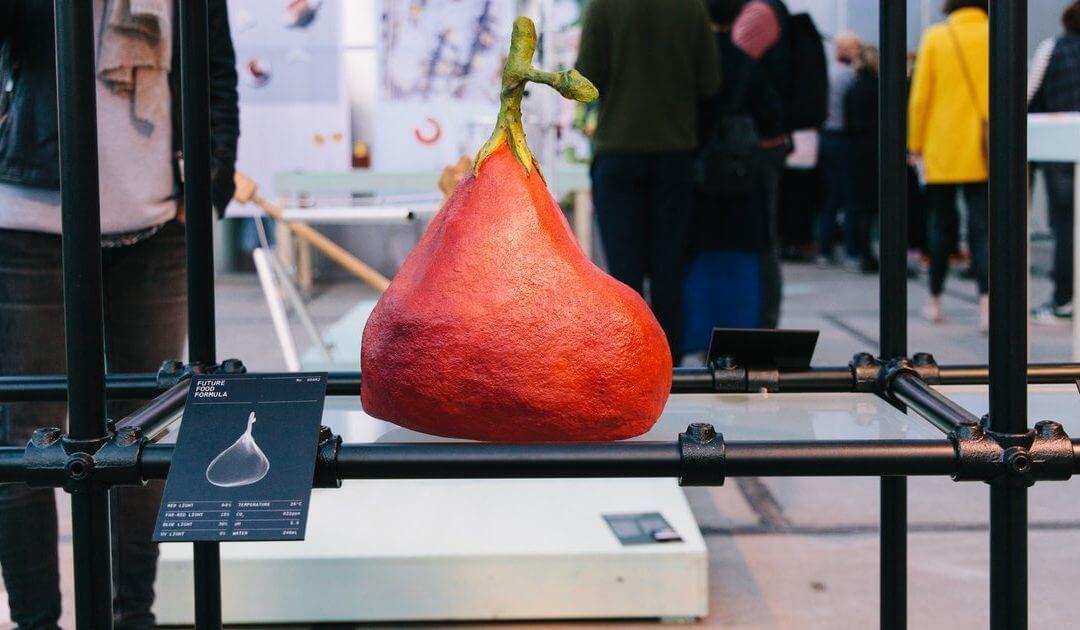 Tentoonstelling NEMO: Voedsel van morgen