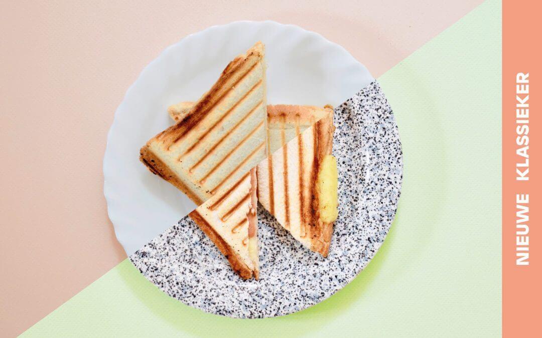 Plantaardige tosti