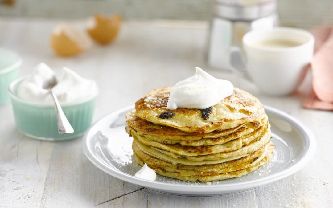 Waanzinnige pancakes