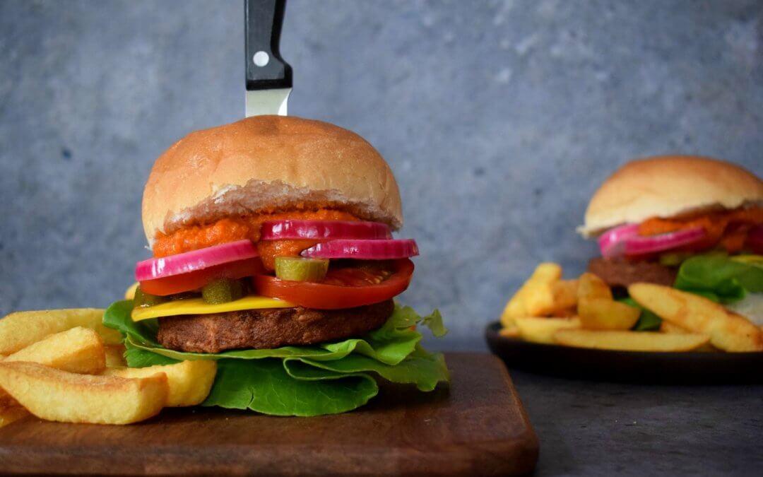 Plantaardige Classic Cheeseburger Supreme