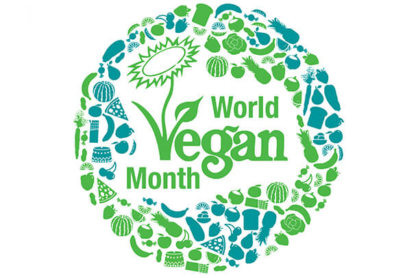 November: World Vegan Month
