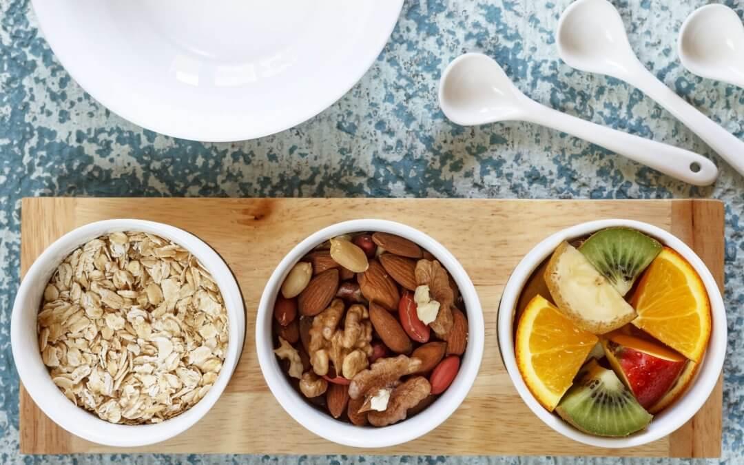 De belangrijkste voedingsstoffen op een rijtje