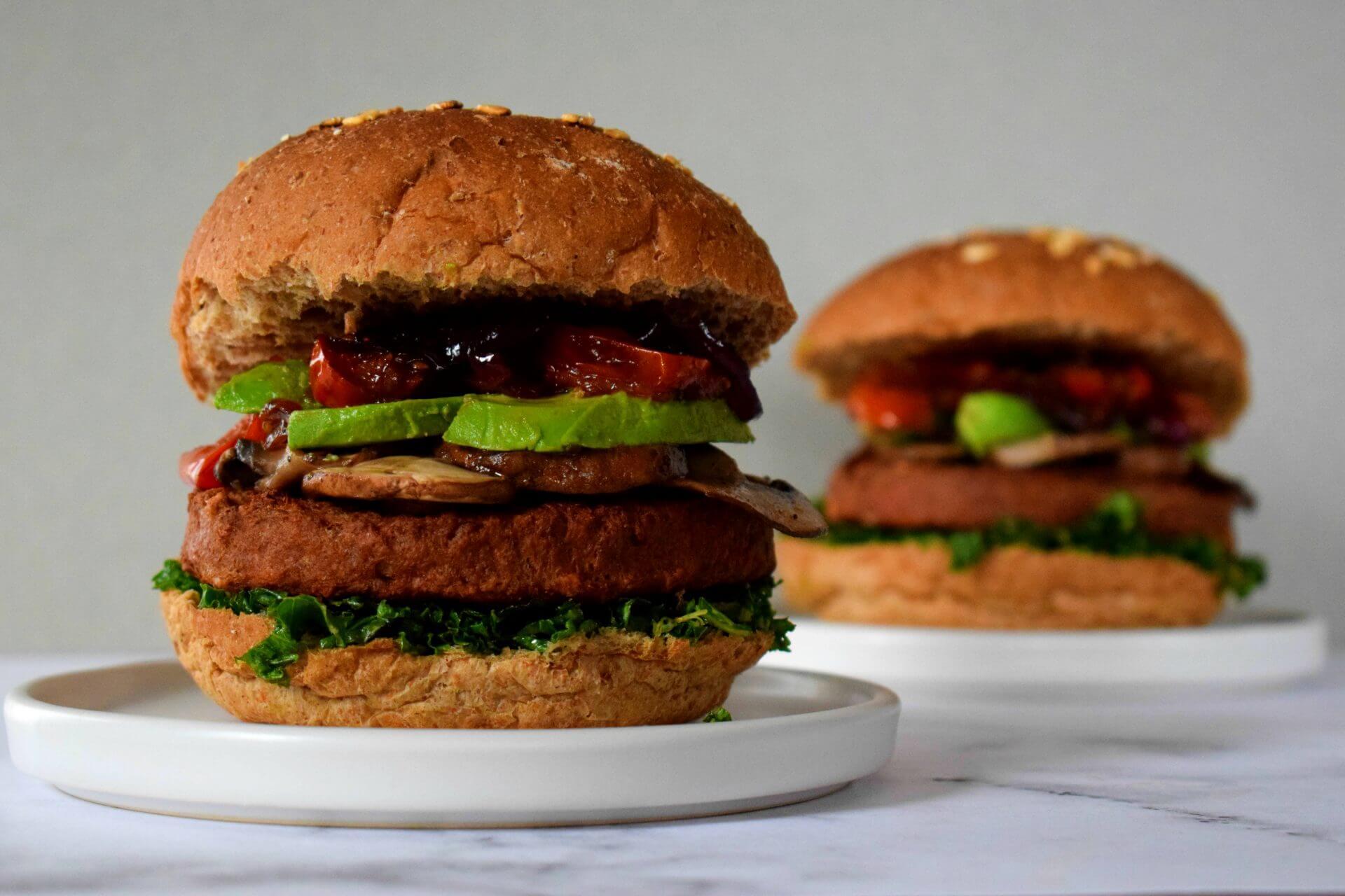 Nieuw van Quorn: Vegan Supreme Burger