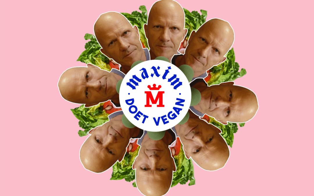 Maxim doet Vegan