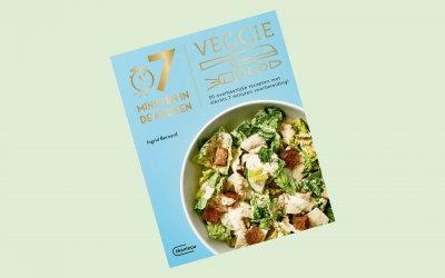 7 minuten in de keuken: Veggie van Ingrid Bernard