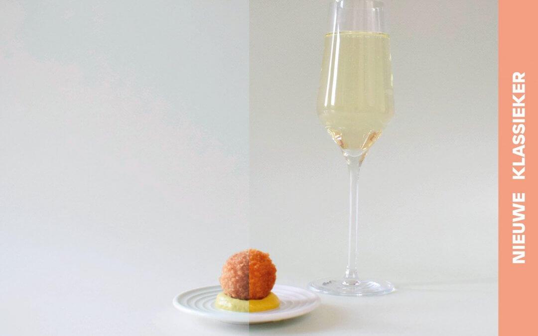 Bubbels & (oesterzwam)bitterballen