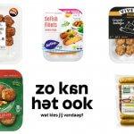 Top 5: producten voor op de vegetarische gourmet