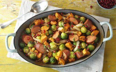 5 vegetarische ovengerechten