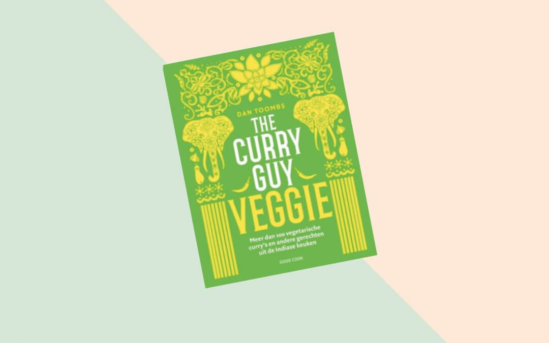 Kookboek: The Curry Guy Veggie van Dan Toombs