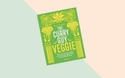 Kookboek: The Curry Guy Veggie van Dan Toombs