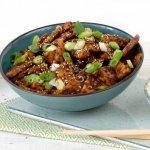5 gerechten met tempeh