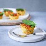PASEN: aardappelnestjes met spinazie en cherrytomaatjes