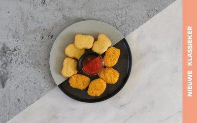 Nuggets met zoete chilisaus