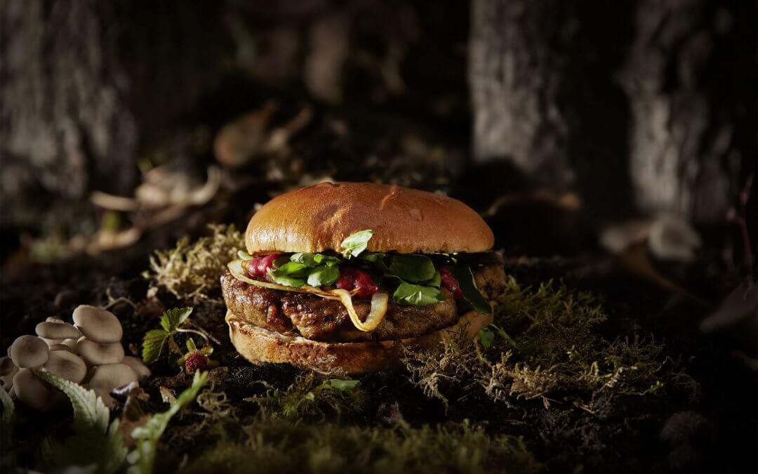 Hybride vlees: Blended Burger & Worst van GRO