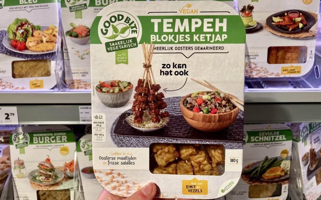 GoodBite zet #zokanhetook op hun verpakking!