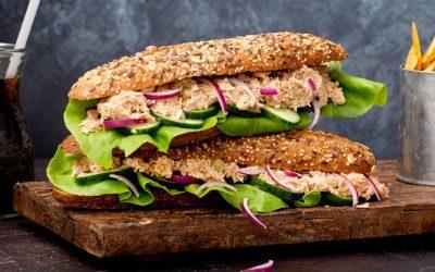 Schouten introduceert plantaardige tonijn