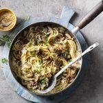 Top 5: Plantaardige pastarecepten